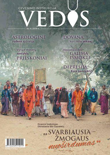 Žurnalas Vedos nr. 9